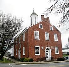 Old Union County Courthouse (New Berlin, Pennsylvania) 3.jpg