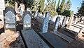 "Old graves at Rehovot old cemetery קברים בבית העלמין תר""ן רחובות.jpg"
