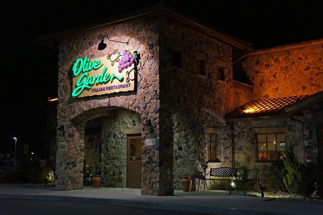 Olive Garden Restaurant In Springfield Pa