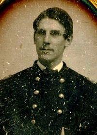 daguerreotype showing holmes in his uniform 1861