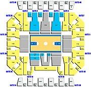 c6888ae347 Κλειστό Γήπεδο Μπάσκετ Νίκος Γκάλης του ΟΑΚΑ - Βικιπαίδεια