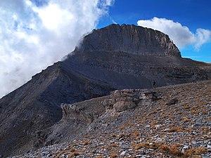 Mount Olympus - The throne of Zeus (Stefani)