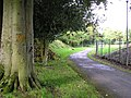 Omagh Leisure Centre grounds - geograph.org.uk - 252282.jpg