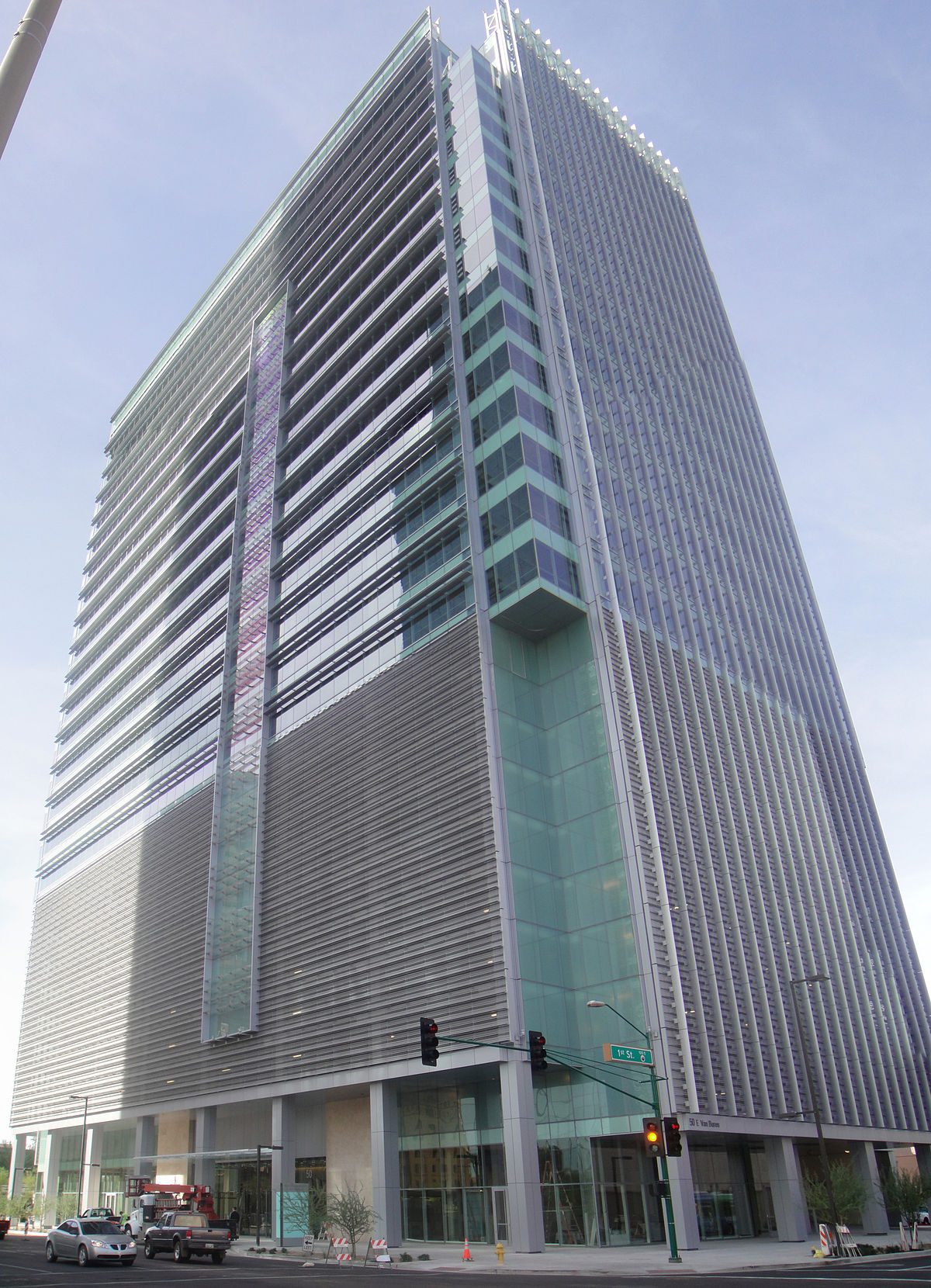 Freeport McMoRan Center Wikipedia