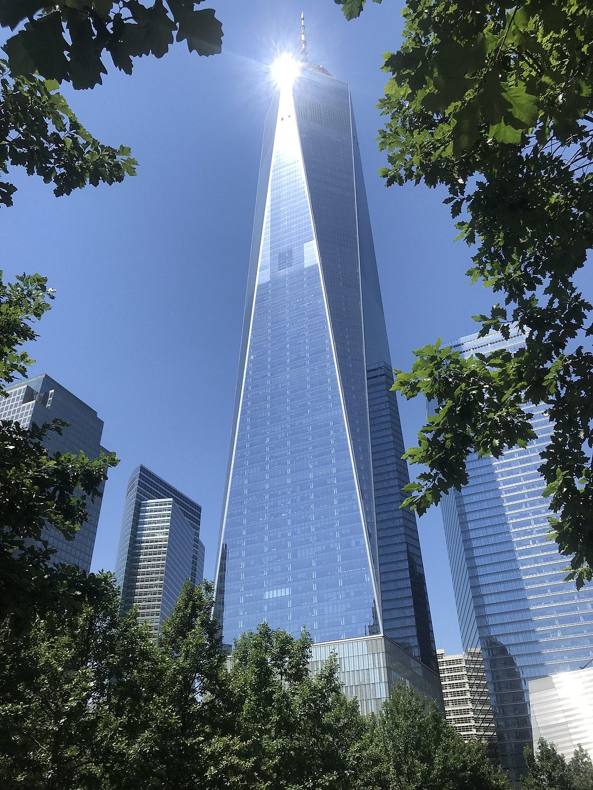 World Trade Center el día anterior