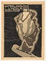 Ontwerp voor reclame voor `Philips Lampen', RP-T-1984-68.jpg