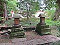 Oone-Myoujinsha shrines at Hanabushi-jinja shrine.JPG