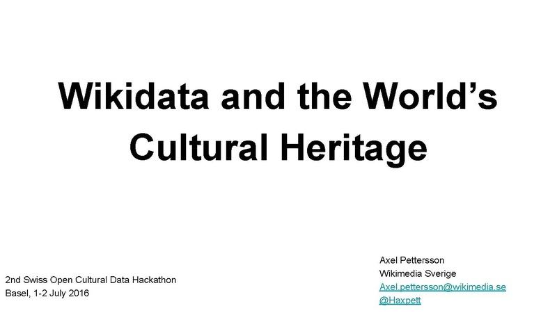 File:Open cultural data hackathon, Basel 2016.pdf