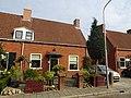 Opheusden Hoofakker vroeg na-oorlogse woning Meidoornstraat 10.jpg