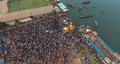 Opperation de recuperation d'un corps noye à bukavu sur le lac kivu.png