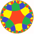 Order-4 hexagonal tiling nonsimplex domain.png