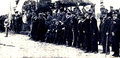 Order Virtuti Militari bestowing to January Uprising participants 1921.png