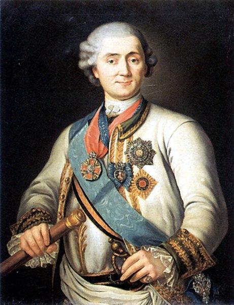 Граф Алексей Орлов