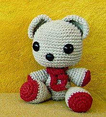 Amigurumi Crochet Wikipedia : Amigurumi - Wikipedia, la enciclopedia libre