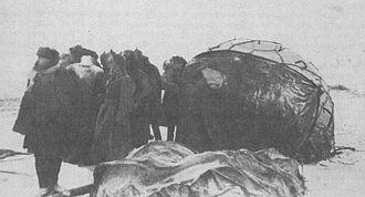 Osoaviakhim-1 - Crash site