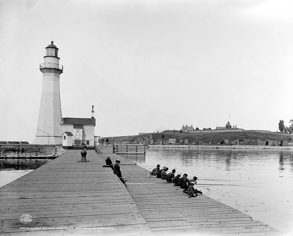 Oswego NY Fort Ontario LOC det 4a07737