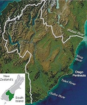 Map Of Cromwell New Zealand.Otago Wikipedia