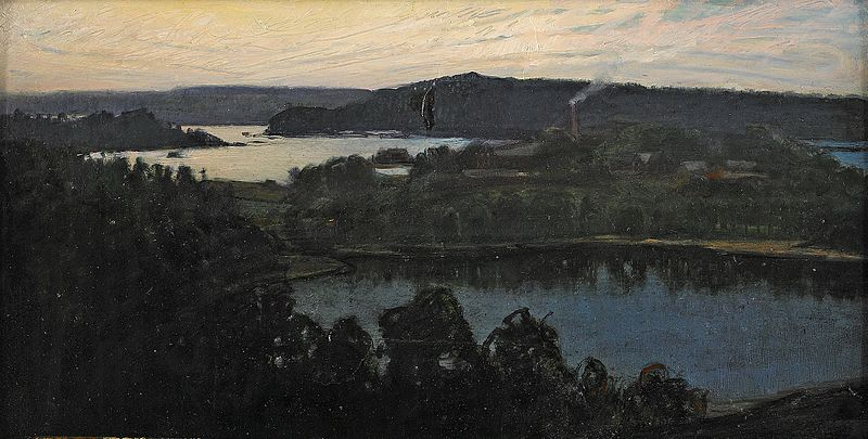File:Otto Hesselbom - View over Upperuds bruk.jpg