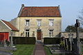 Oud-Valkenburg, pastorie, kerkhof01.jpg