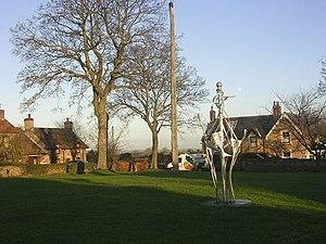 Ovington, County Durham - Image: Ovington