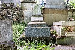 Tomb of Tarbé Vauxclairs