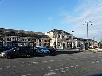 Gare de Périgueux - Image: Périgueux gare (6)