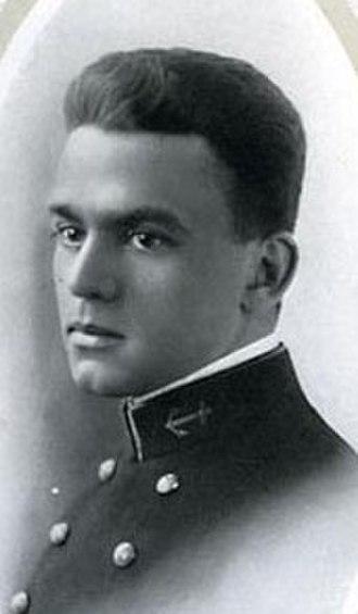 Pedro del Valle - Pedro del Valle as a Midshipman
