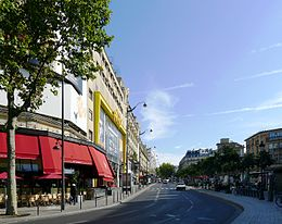 Image illustrative de l'article Boulevard de Clichy