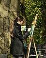 P1170403 Artist..Carshalton 10.04.14...jpg