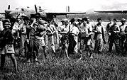 PBJ Philippine guerillas 1945
