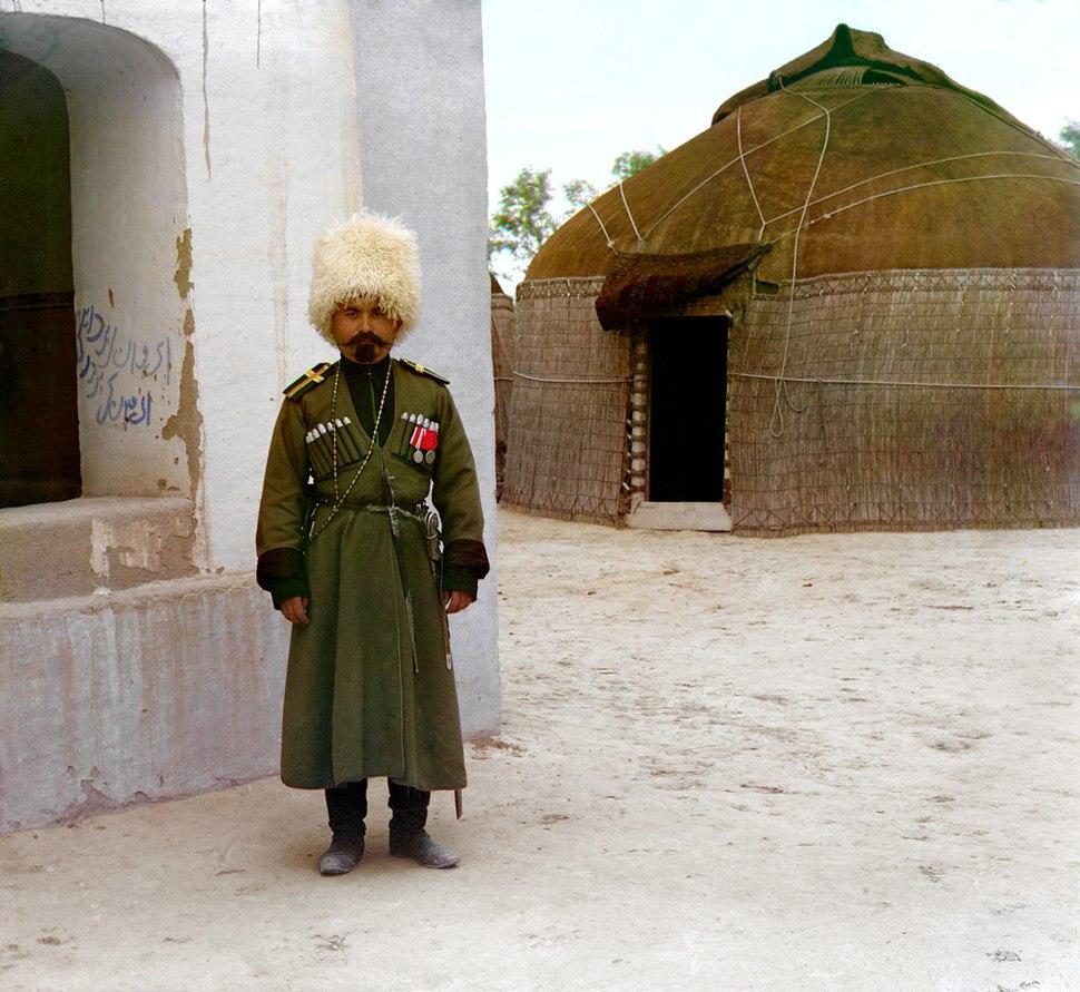PG - Semireche Cossack