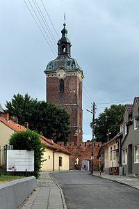 PL - Przeworsk - bazylika Ducha Świętego - Kroton 003.jpg