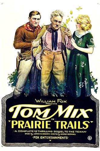 Prairie Trails - Theatrical poster