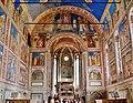 Padova Cappella degli Scrovegni Innen Langhaus Ost 2.jpg