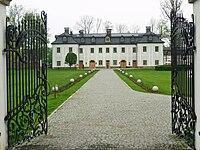 Pakoszów, pałac patrycjuszowski (Schloss-Wernersdorf).jpg