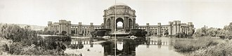Palace of Fine Arts - Image: Palace of fine arts 1919