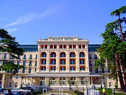Grand Hotel Portoro Ef Bf Bd Lifeclas Hotels And Spa Portoro Ef Bf Bd Portorose Slovenia