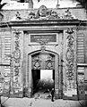 Palais des Ducs et des Etats de Bourgogne (ancien) ; Hôtel de Ville - Façade sur la rue de la Liberté - Portail d'entrée de la cour de Flore - Dijon - Médiathèque de l'architecture et du patrimoine - APMH00020761.jpg