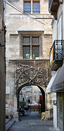 H tels particuliers d avignon wikip dia for Hotel france numero