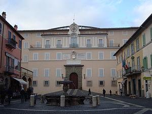 Palais pontifical de Castel Gandolfo.JPG