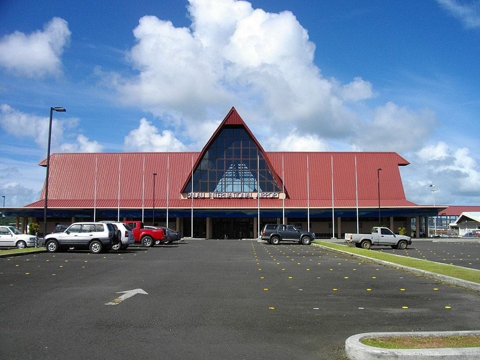 Palau International Airport 1