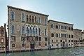 Palazzi Ca Loredan Ambasciatore e Moro a San Barnaba Canal Grande Venezia 2.jpg