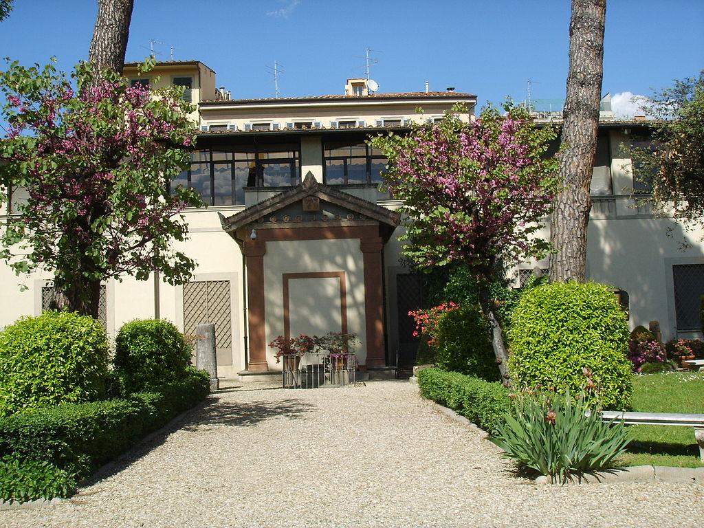Palazzo della crocetta, giardino 02