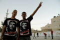 Palestinians wearing Che Guevara tshirts.jpg