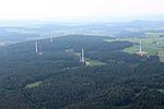 Pamsendorf Stadt Pfreimd Windpark 29 Mai 2016.JPG