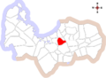 Pangasinan Colored Locator Map-Santa Barbara.png