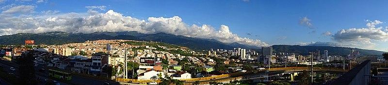 File:Panorama Floridablanca, Santander.jpg