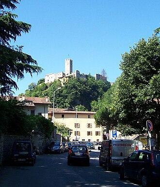 Breno - Castle of Breno