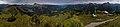 Panorama from the Walmendinger Horn summit... (3992944461).jpg