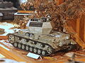 Panzer IV Wirbelwind model in the Musée des Blindés, France, pic-2.JPG